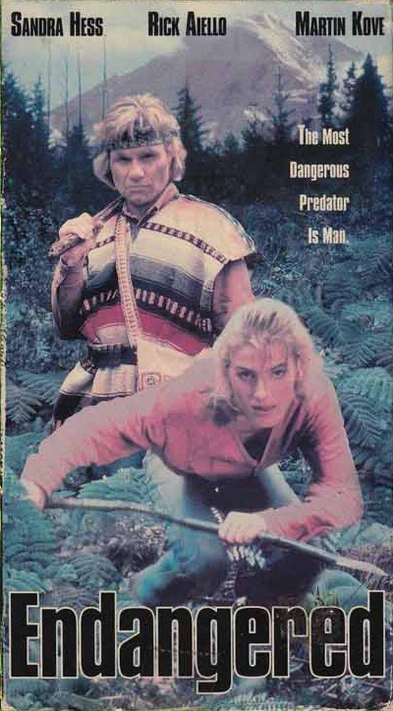 Endangered movie