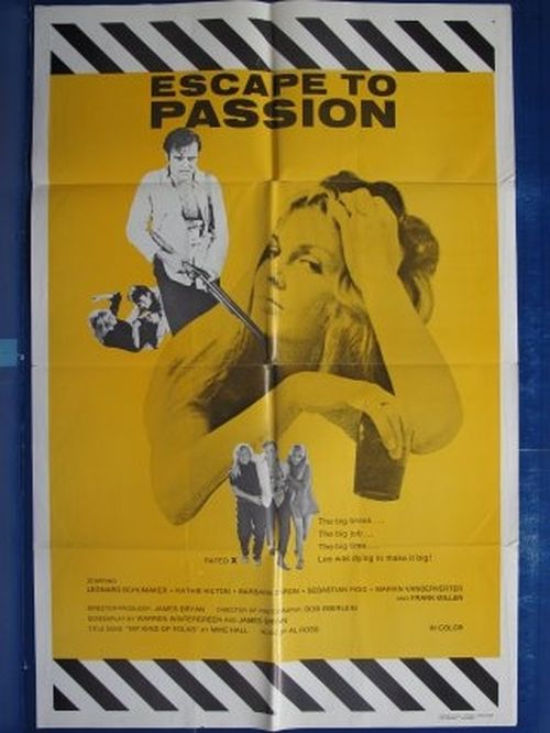 Escape To Passion movie