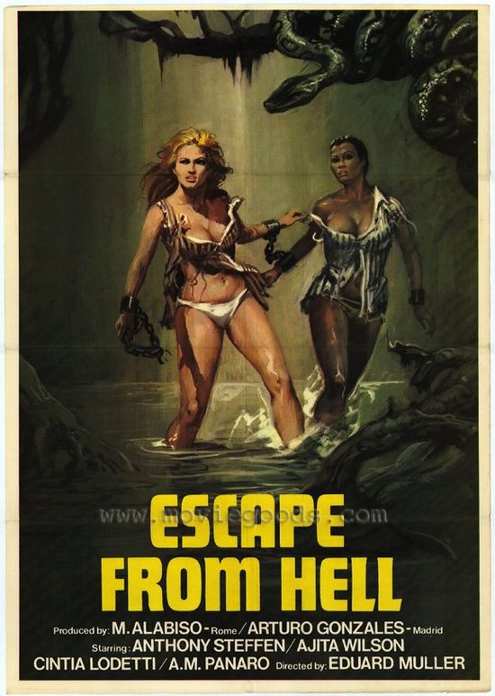Escape from Hell movie