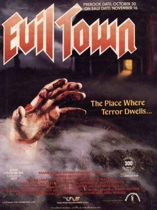 Evil Town movie