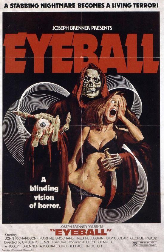 Eyeball movie