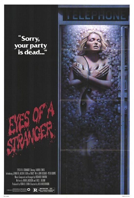 Eyes of a Stranger movie