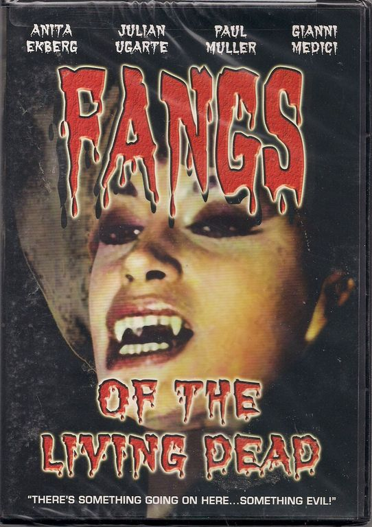 Fangs Of The Living Dead movie