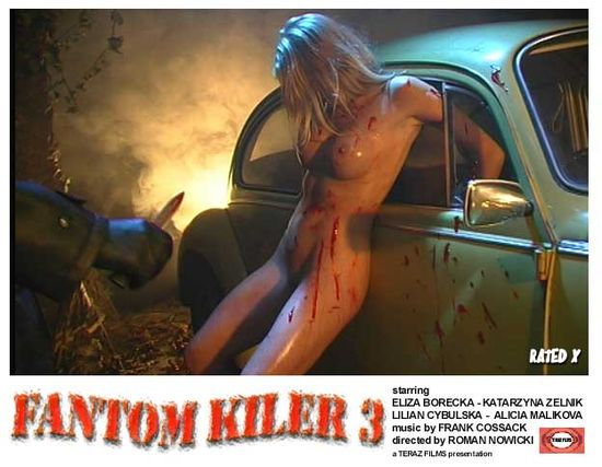 Fantom Kiler 3 movie