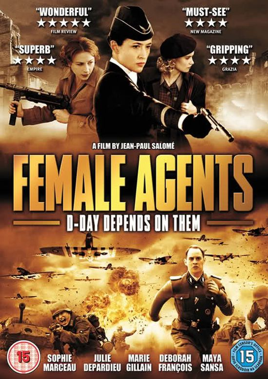 Female Agents movie
