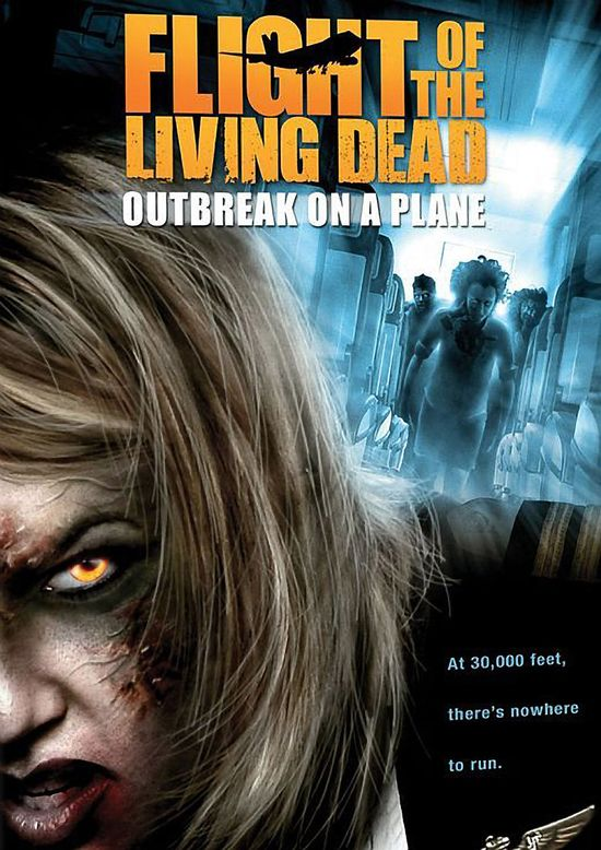 Flight of the Living Dead movie