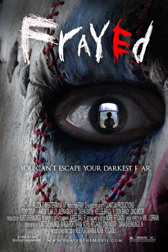 Frayed movie