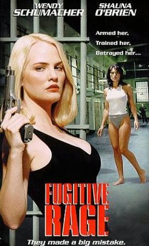 Fugitive Rage movie