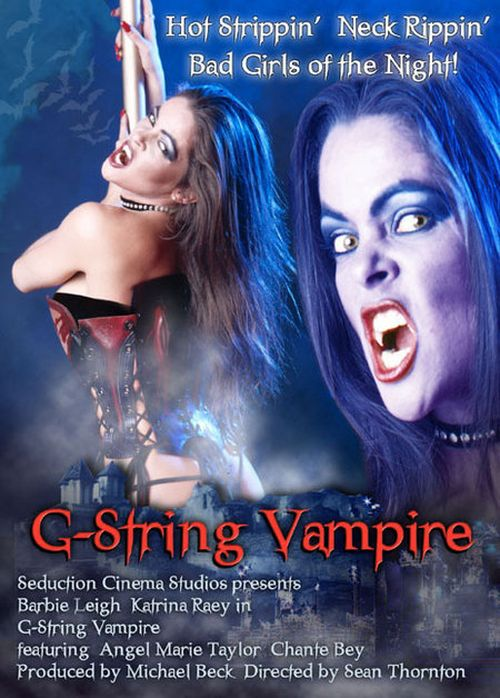 G String Vampire movie