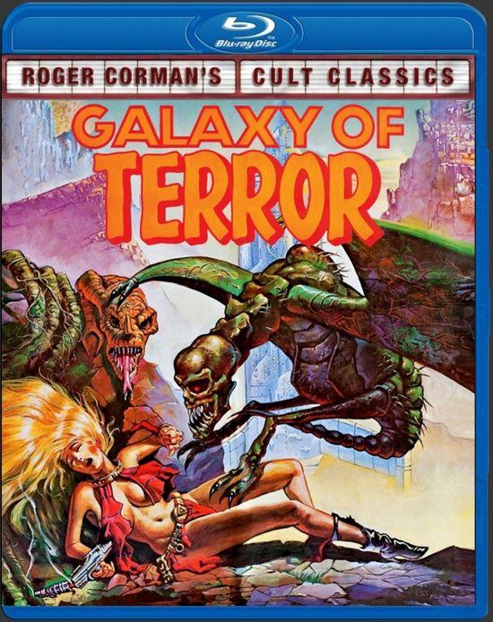 Galaxy of Terror movie