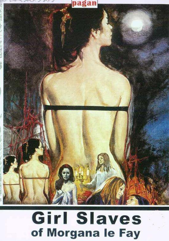 Girl Slaves of Morgana Le Fay movie