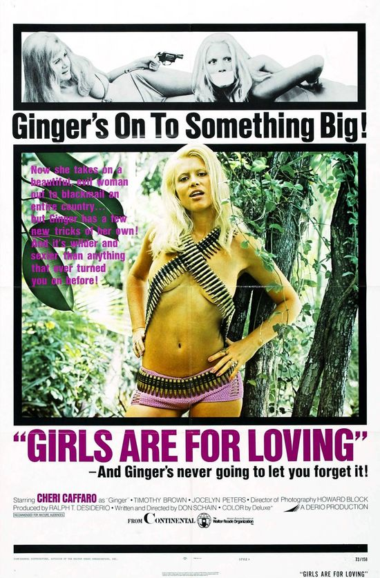 Girls Are for Loving movie