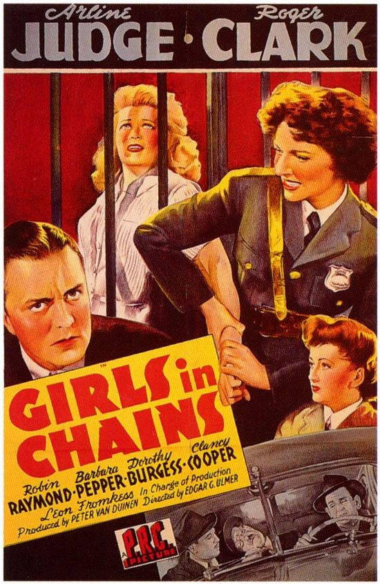 Girls in Chains movie