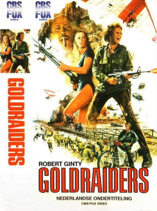 Gold Raiders movie