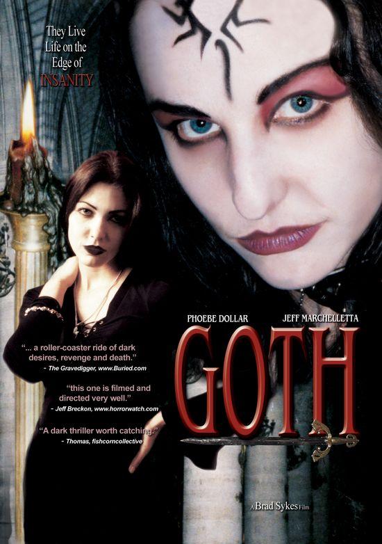 Goth movie