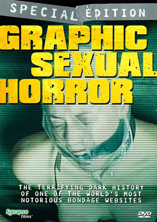 Graphic Sexual Horror movie