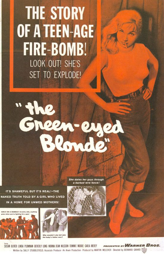 Green Eyed Blonde movie