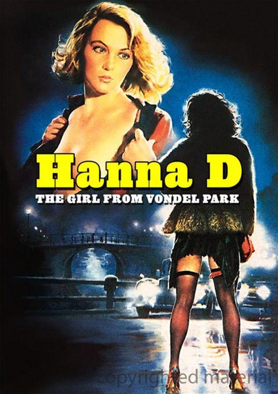 Hanna D. - La ragazza del Vondel Park movie