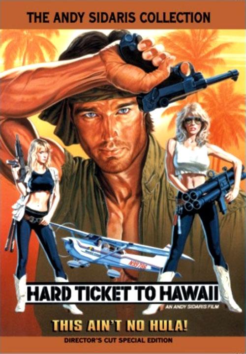 Hard Ticket to Hawaii movie