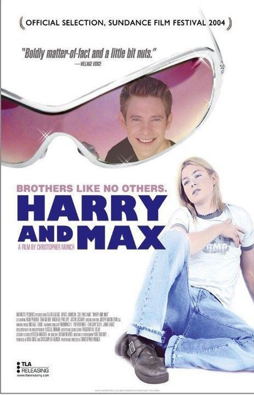 Harry + Max movie
