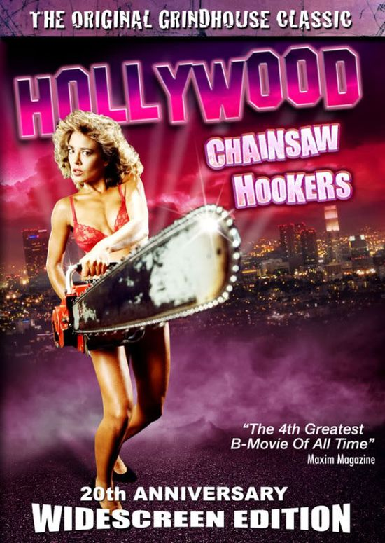 Hollywood Chainsaw Hookers movie