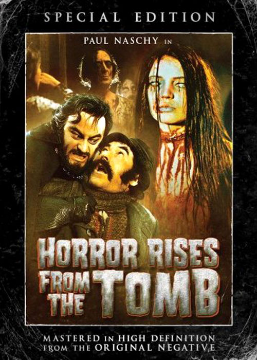 Horror Rises from the Tomb movie