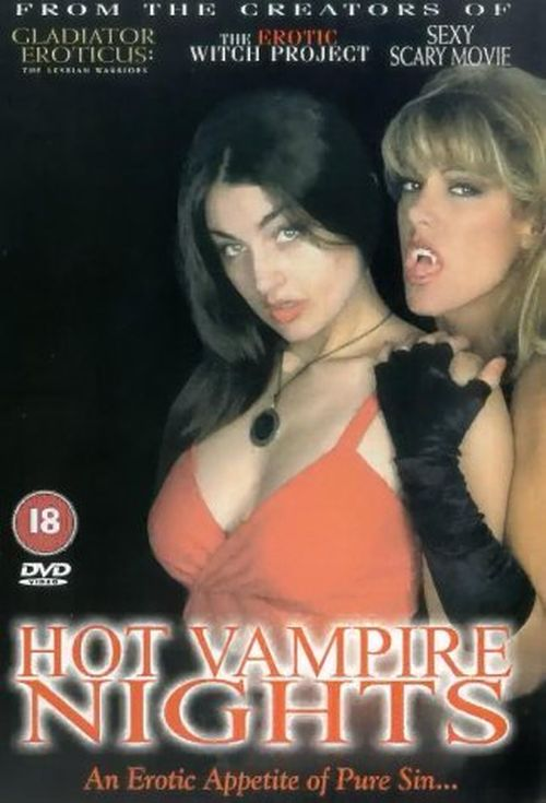 Hot Vampire Nights movie