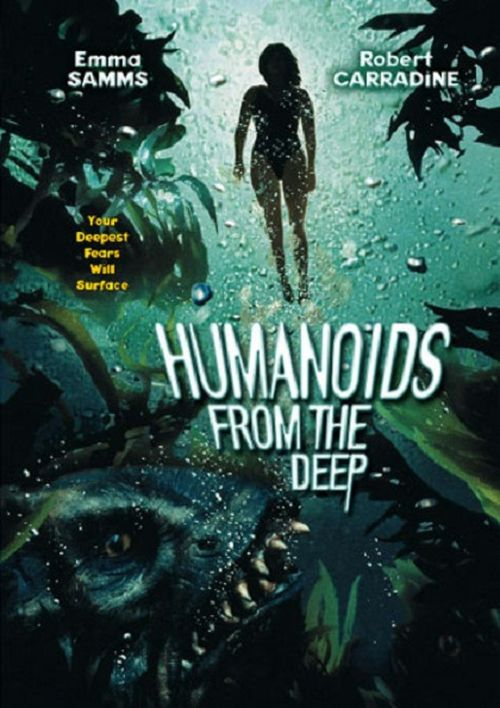 Humanoids from the Deep movie