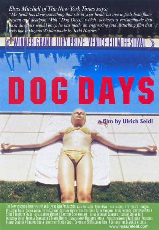 Hundstage movie