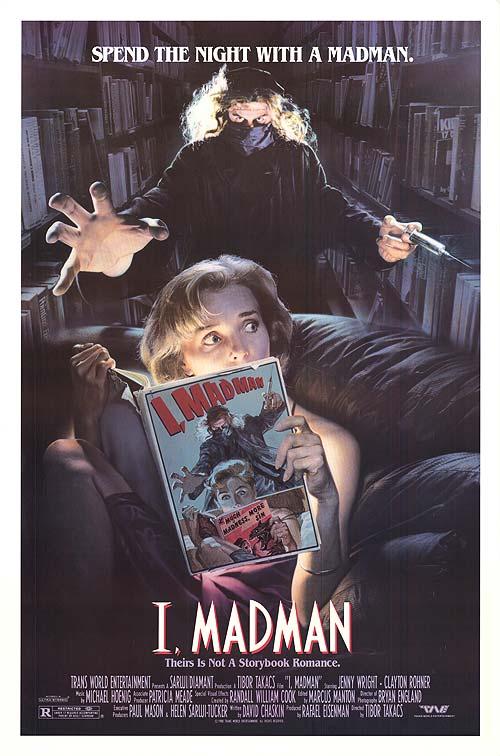 I, Madman movie