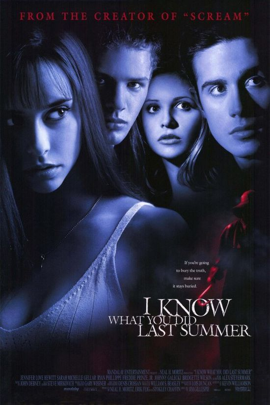 I Know What You Did Last Summer movie