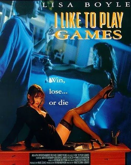 I Like to Play Games movie
