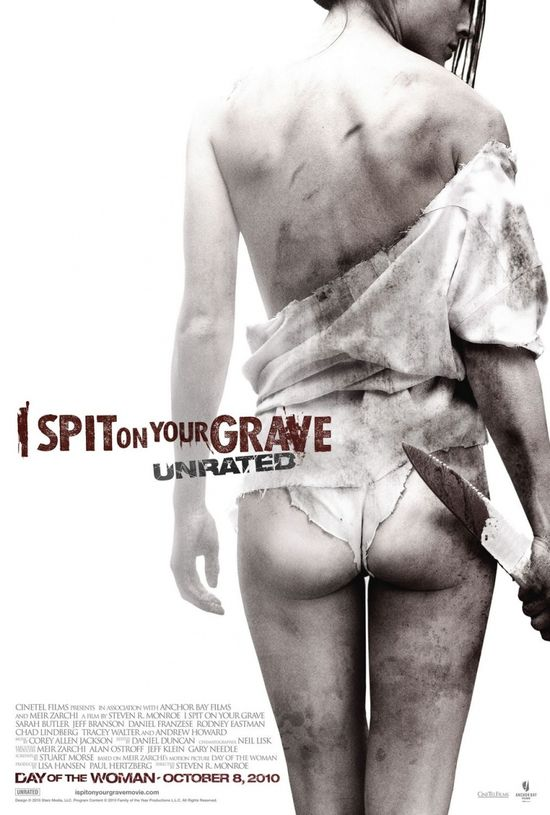 I Spit on Your Grave (2010) movie