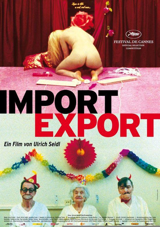 Import Export movie