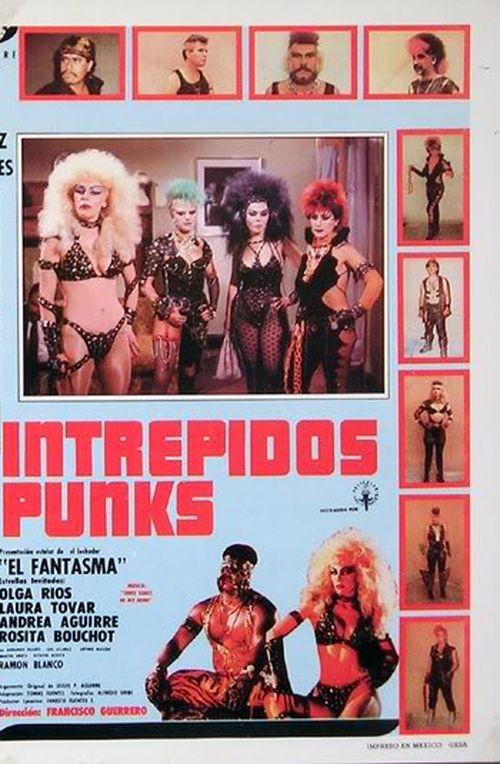 Intrepidos Punks  movie