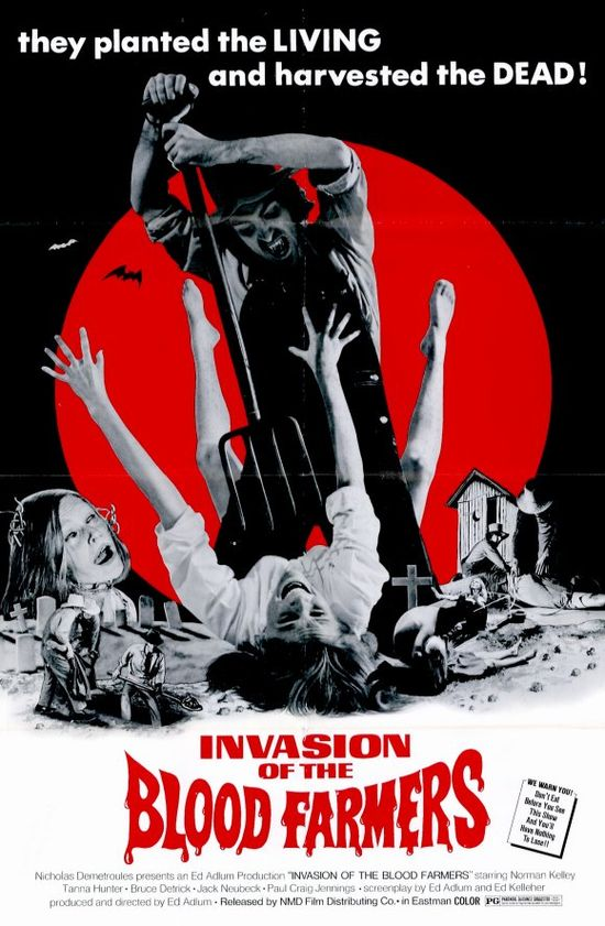Invasion of the Blood Farmers movie
