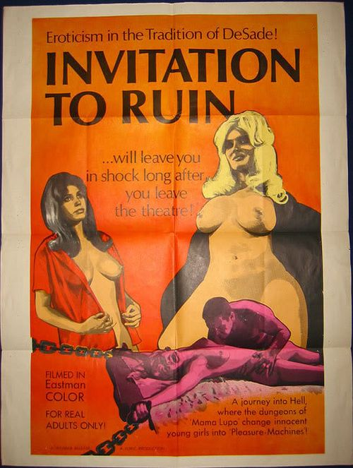 Invitation to Ruin movie