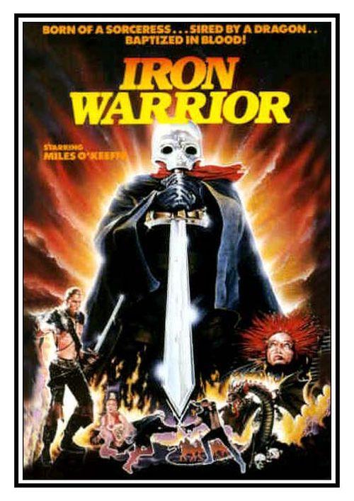 Iron Warrior movie