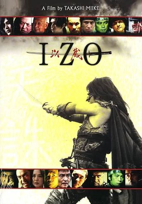 Izo movie