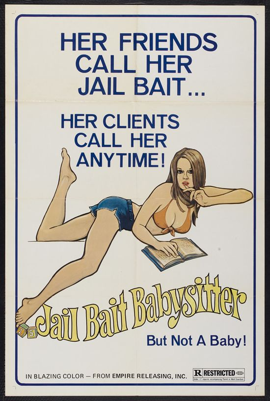 Jailbait Babysitter movie