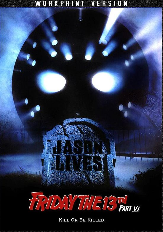 Jason Lives: Friday the 13th Part VI  movie