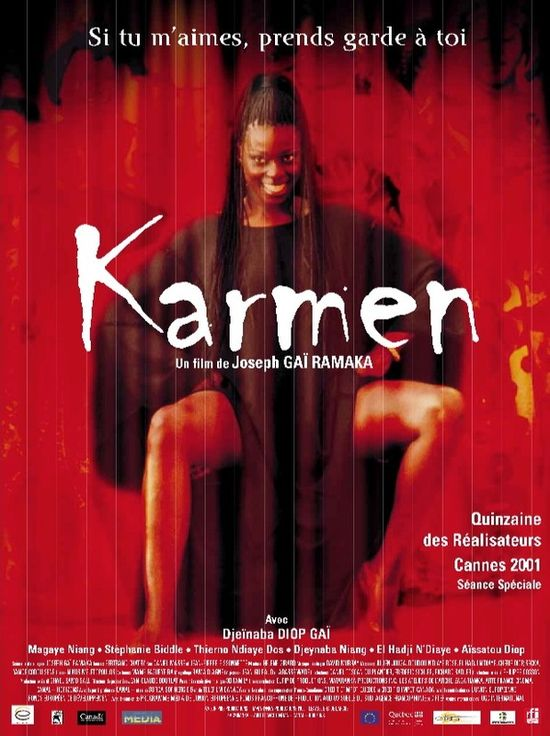 Karmen Gei movie
