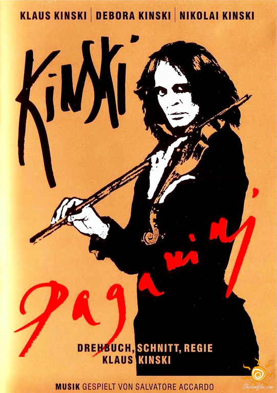 Kinski Paganini movie