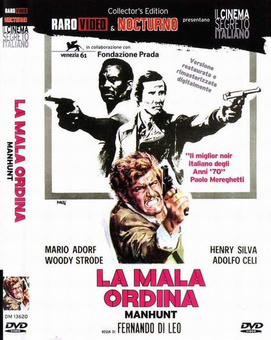 La mala ordina movie