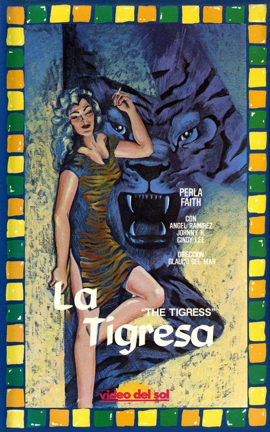 La tigresa movie