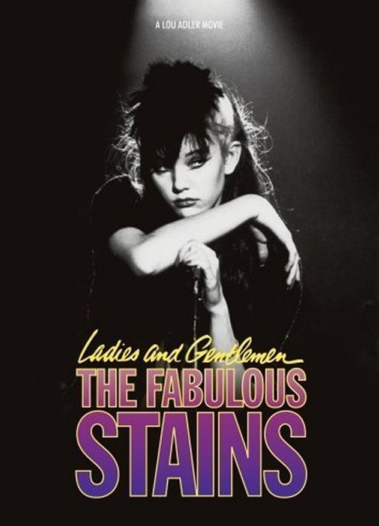 Ladies and Gentlemen, the Fabulous Stains movie