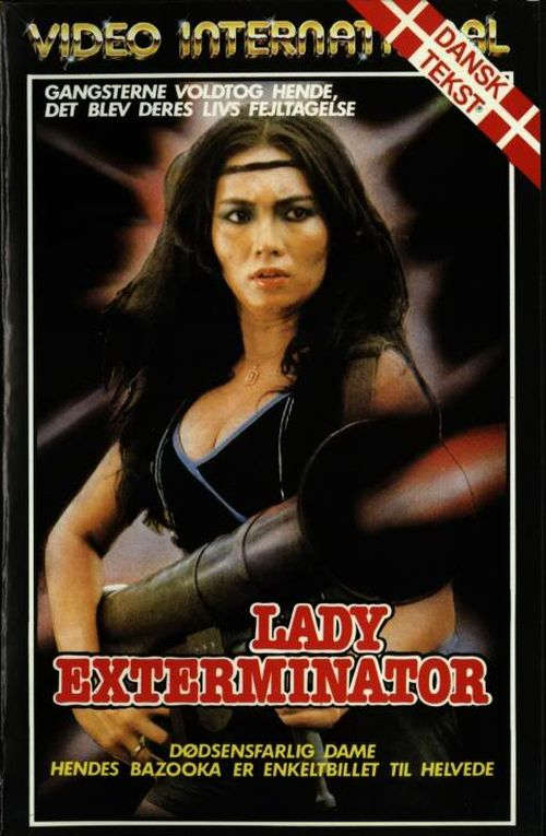 Lady Exterminator movie