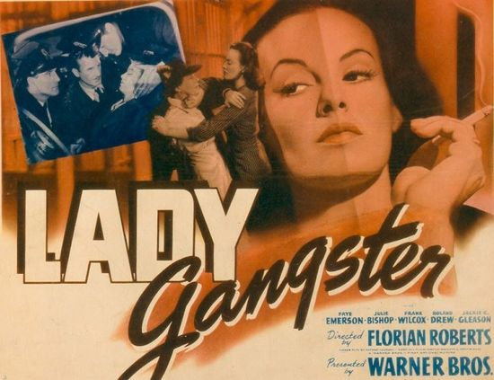 Lady Gangster movie