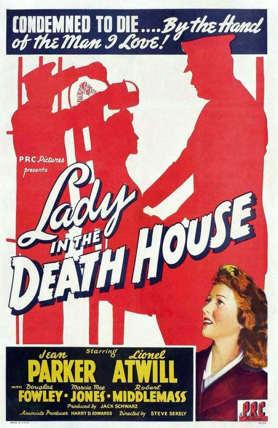 Lady in the Death House movie