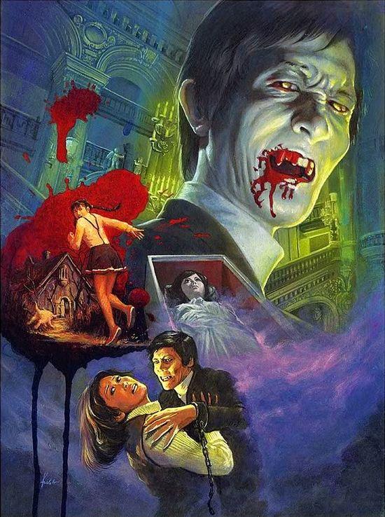 Lake of Dracula movie